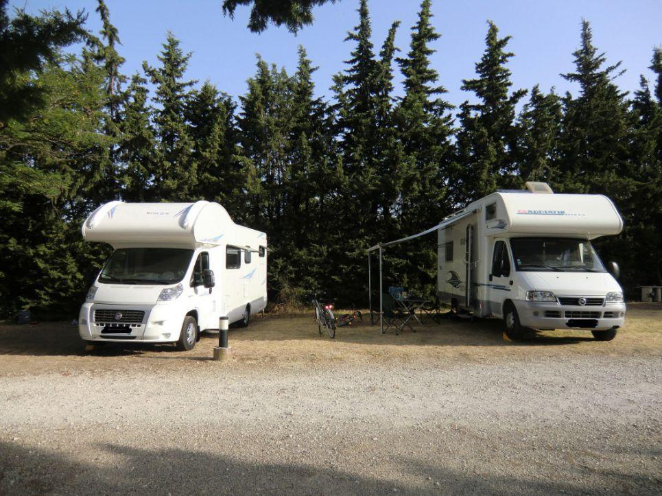camping municipal de tulette 2*